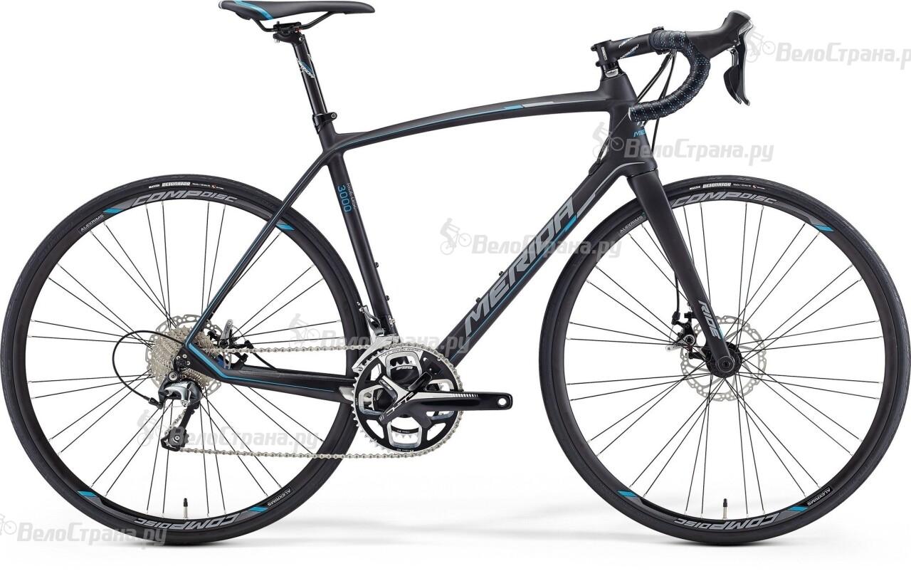 Велосипед Merida Ride Disc 3000 (2016) велосипед merida ride disc adventure cf 2017