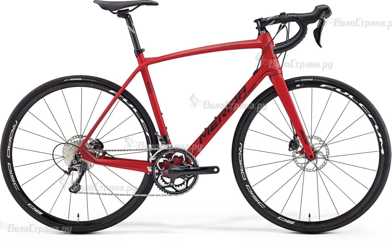 Велосипед Merida Ride Disc 5000 (2016) велосипед merida ride disc adventure cf 2017