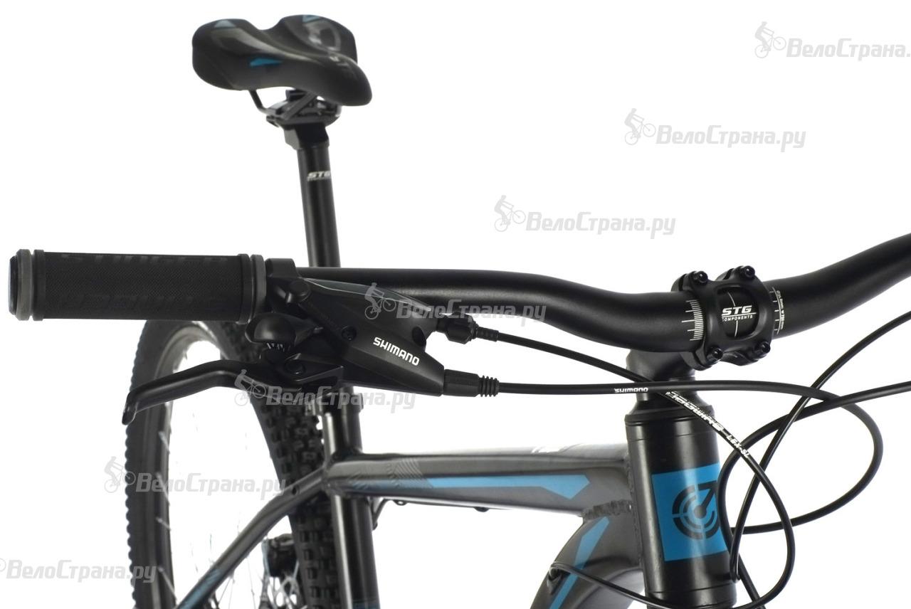 """Горный велосипед Stinger Graphite Evo 29"""" (2021) купить в Москве, цена, фото в интернет-магазине ВелоСтрана.ру"""
