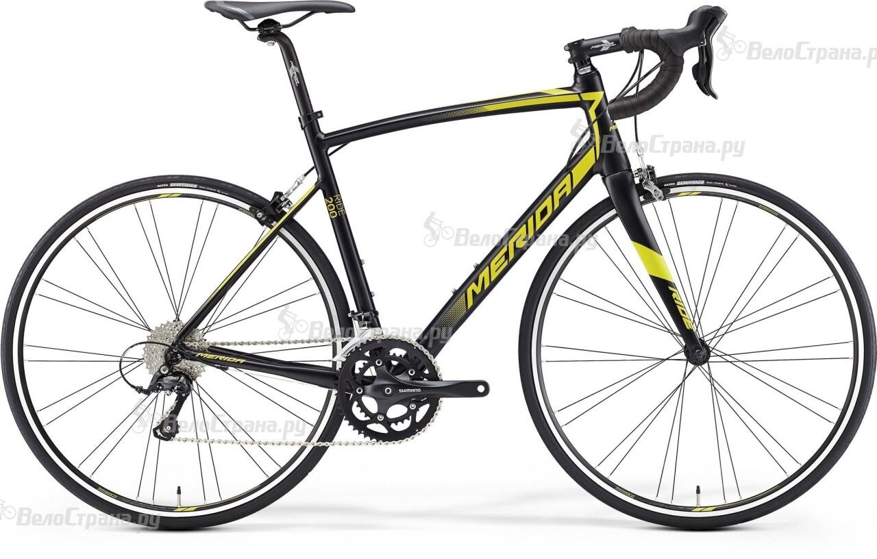 Велосипед Merida Ride 200 (2016) велосипед merida ride 100 2016