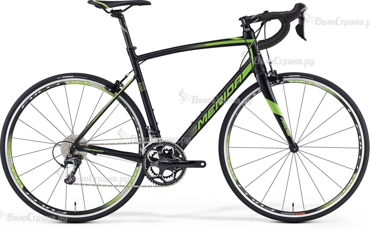 Велосипед Merida Ride 500 (2016) велосипед merida ride 100 2016
