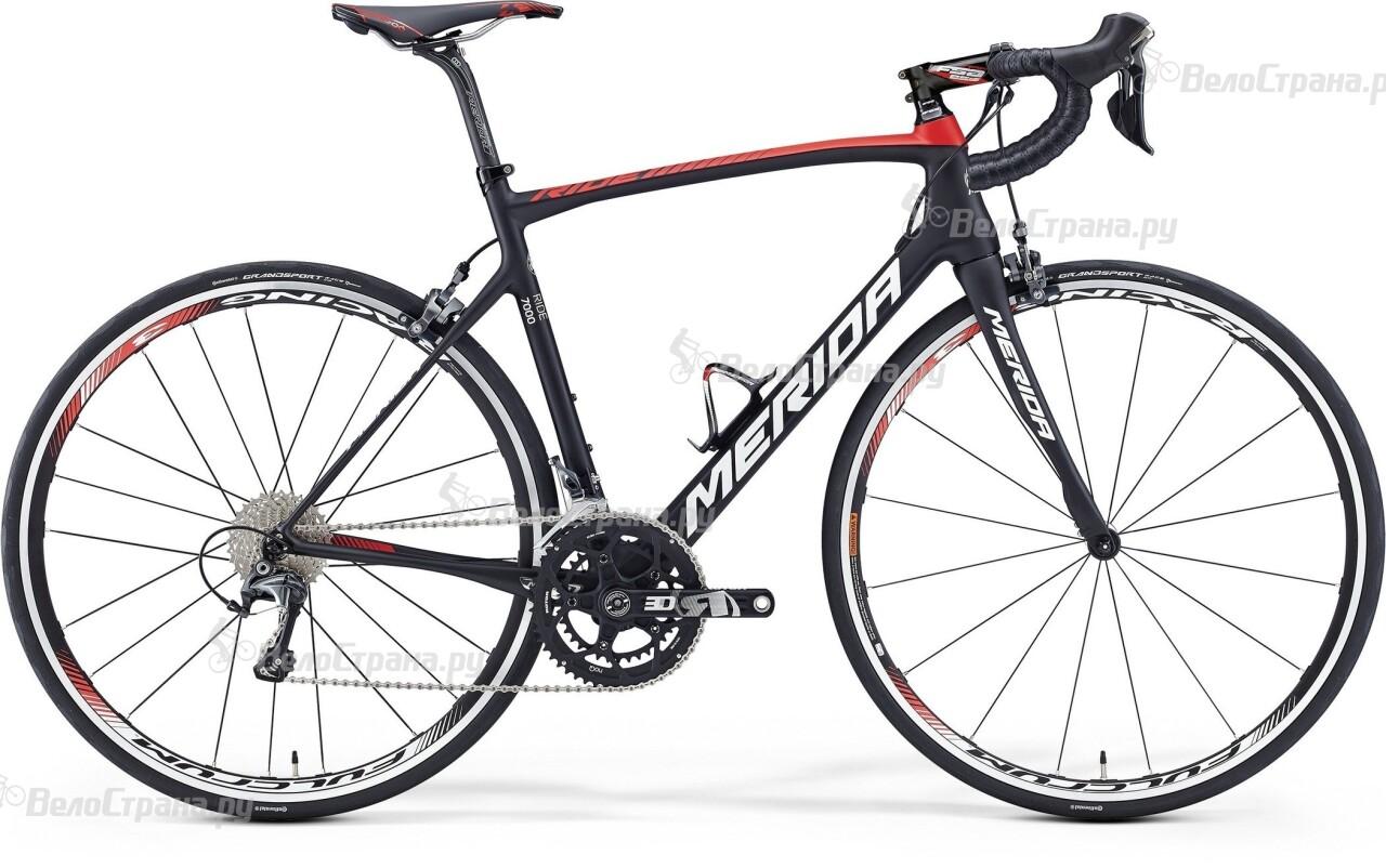 Велосипед Merida Ride 7000 (2016) велосипед merida ride 100 2016