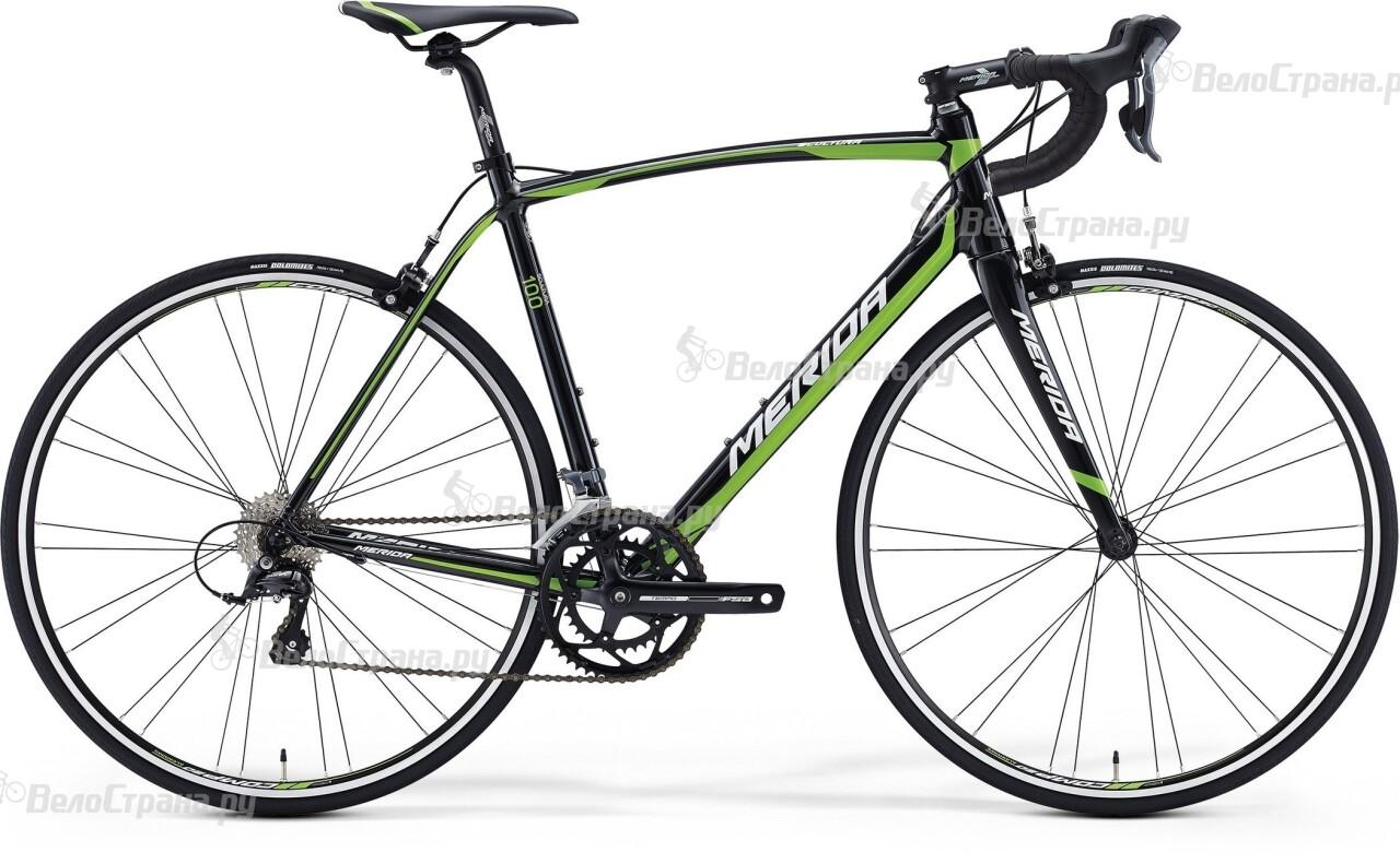 Велосипед Merida Scultura 100 (2016) 2016 100