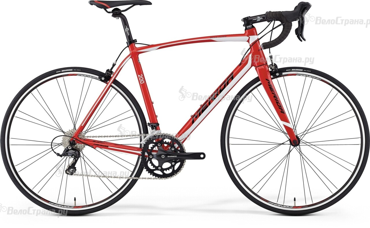Велосипед Merida Scultura 200 (2016)