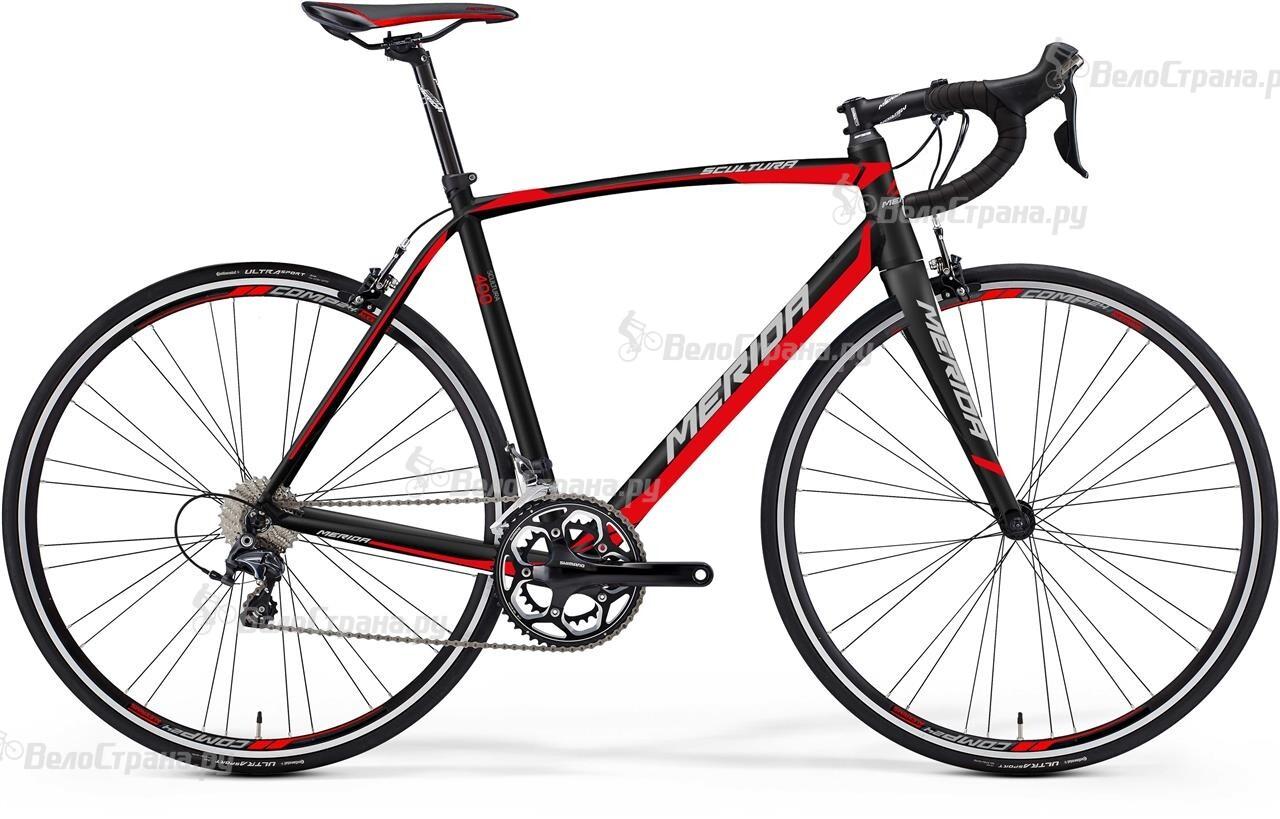 Велосипед Merida Scultura 400 (2016) карандаши faber castell пастельные карандаши pitt набор цветов в металлической коробке 24 шт