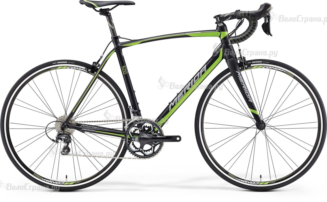 все цены на Велосипед Merida Scultura 500 (2016) онлайн