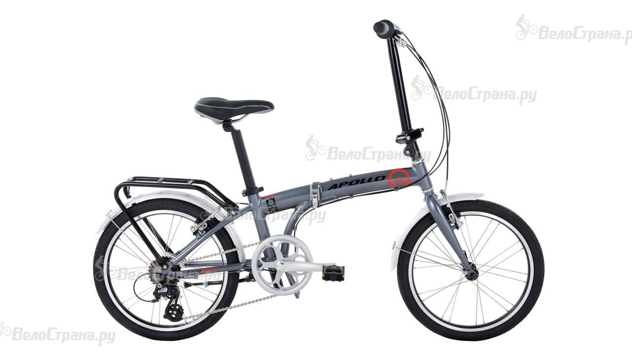 Велосипед Apollo Stowaway 20 (2016)