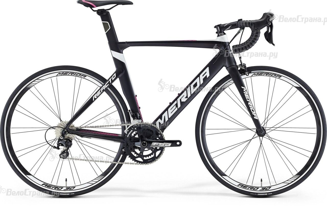 Велосипед Merida Reacto 400 (2016)