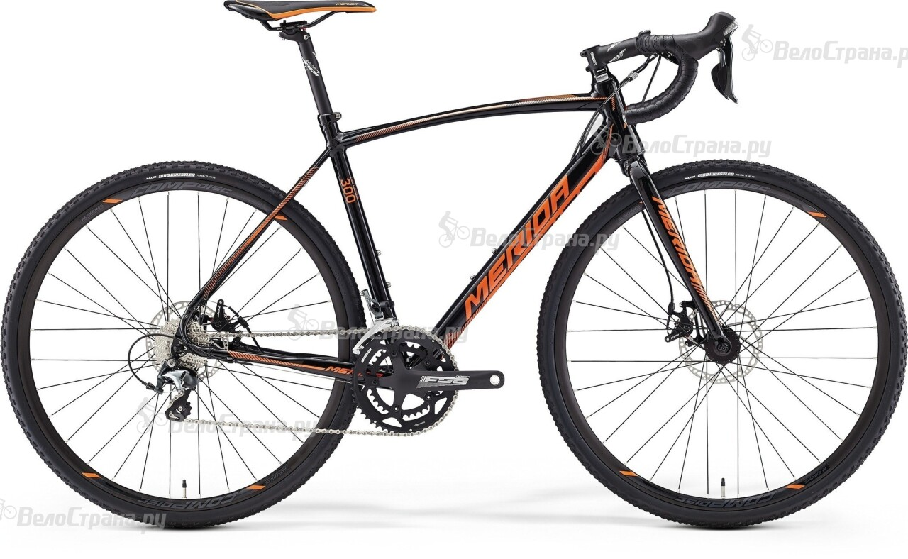 Велосипед Merida Cyclo Cross 300 (2016) велосипед merida cyclo cross 300 2017