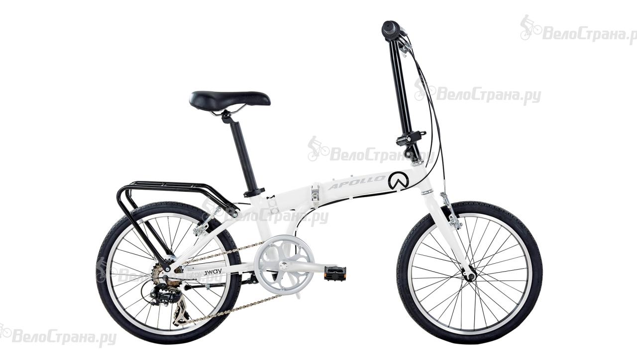 Велосипед Apollo Stowaway 10 (2016) велосипед apollo xpert 60 2016