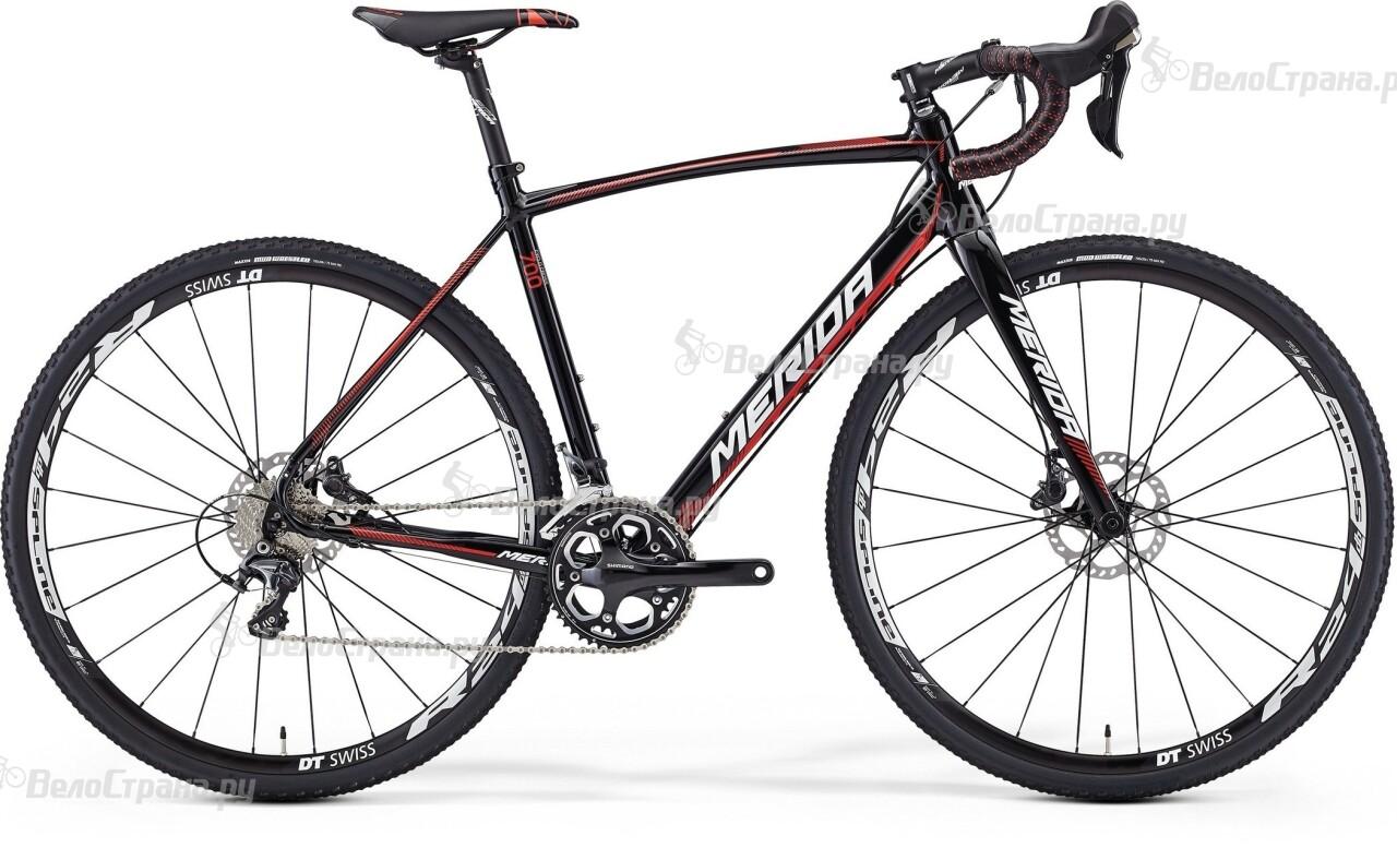 Велосипед Merida Cyclo Cross 700 (2016) велосипед merida cyclo cross 300 2017
