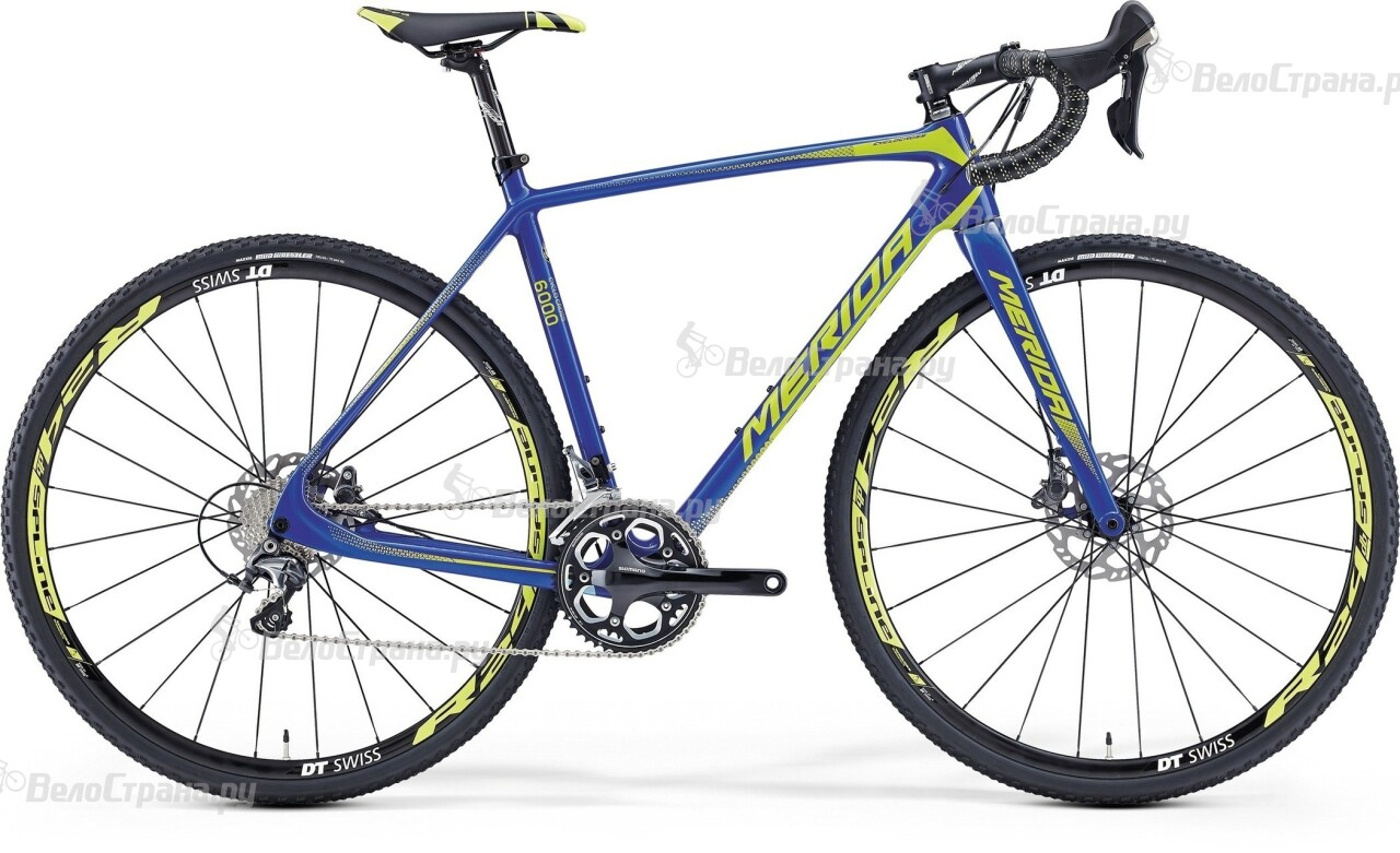 Велосипед Merida Cyclo Cross 6000 (2016) удилище shimano vengeance ax te gt 5 600 4 20 г