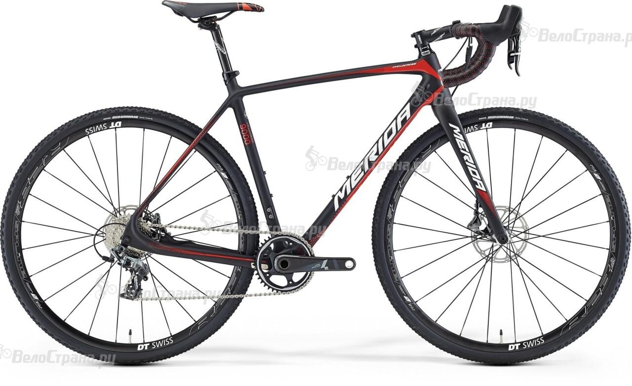 Велосипед Merida Cyclo Cross 9000 (2016) велосипед merida cyclo cross 300 2017