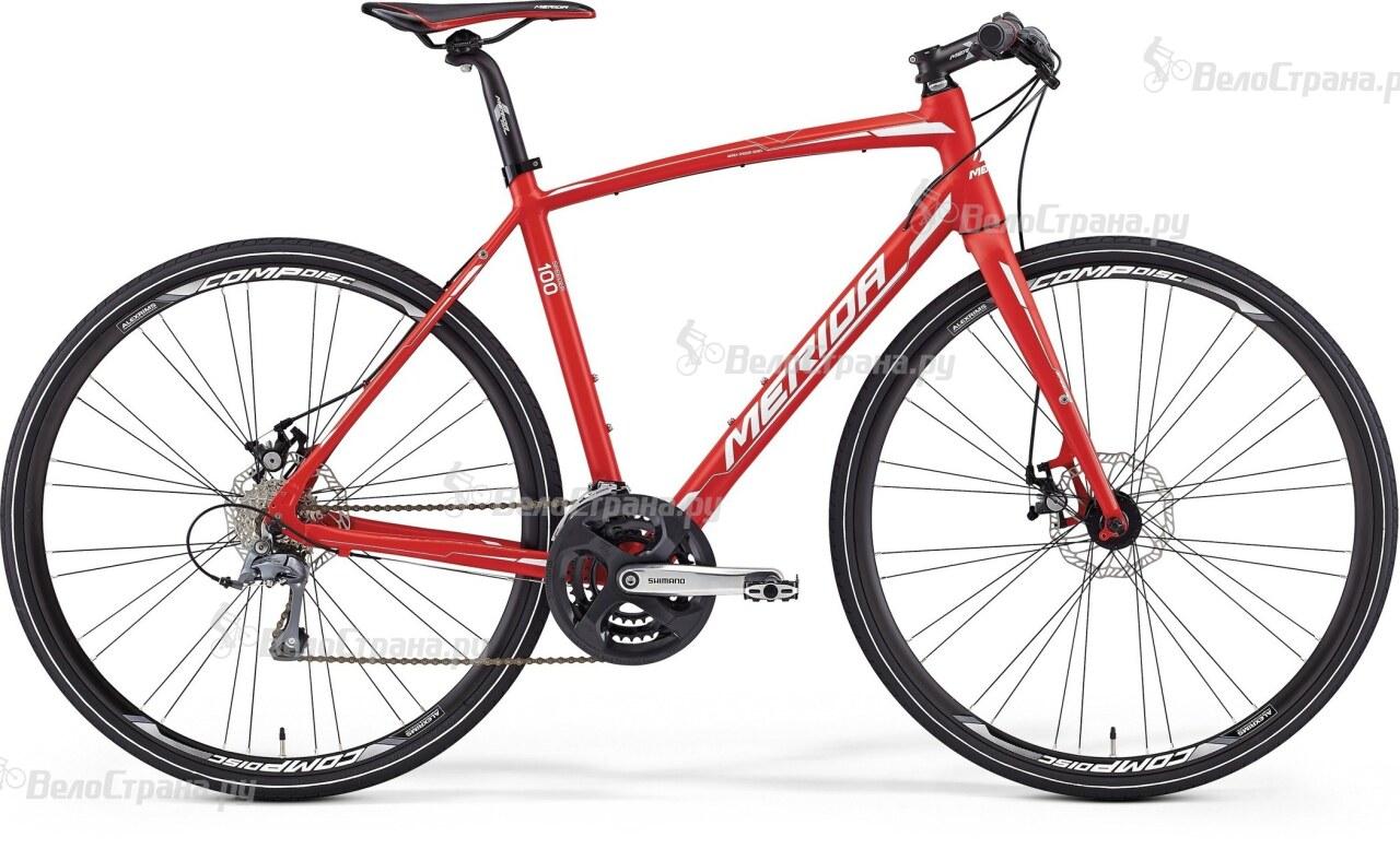 Велосипед Merida Speeder 100 (2016)