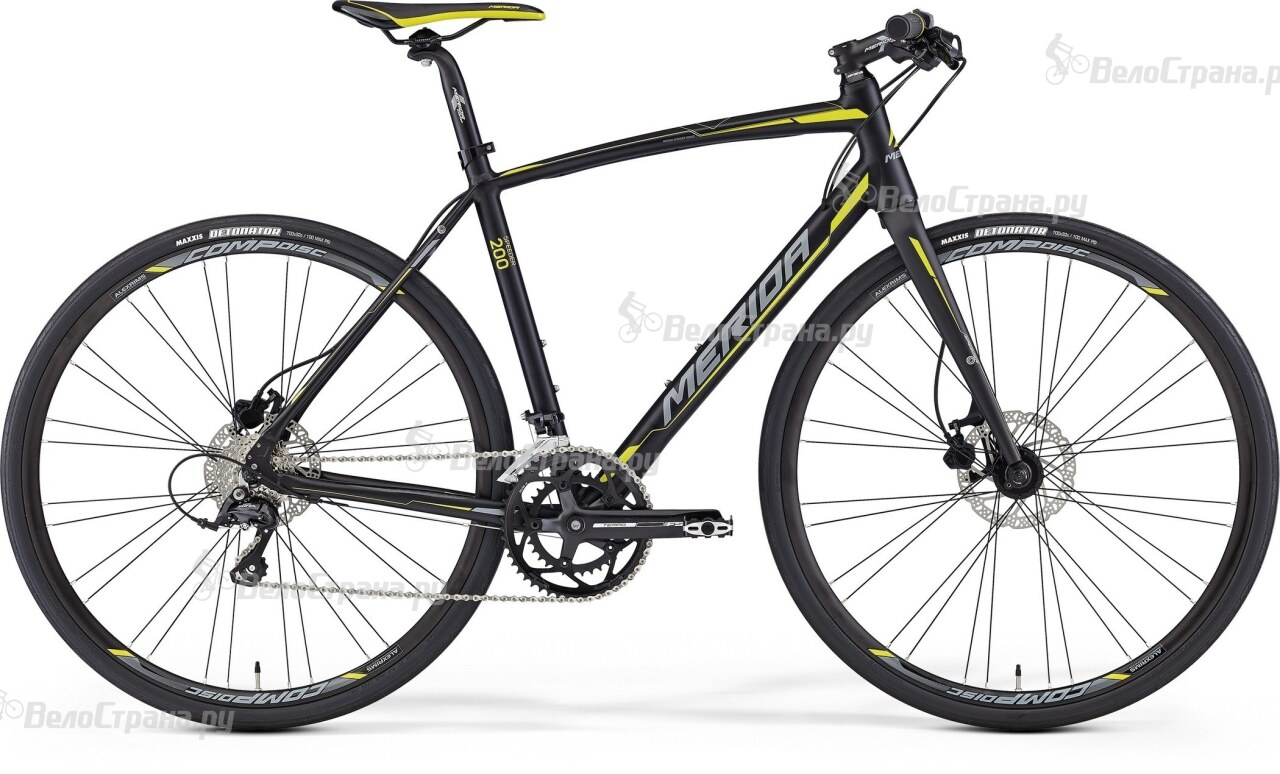 Велосипед Merida Speeder 200 (2016) велосипед merida speeder t5 2013
