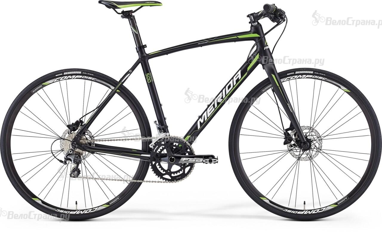 Велосипед Merida Speeder 500 (2016)