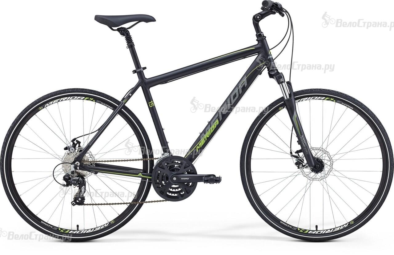 Велосипед Merida Crossway 15-MD (2016) велосипед merida crossway urban 20 md lady 2017