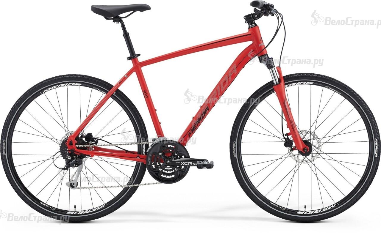 Велосипед Merida Crossway 100 (2016)