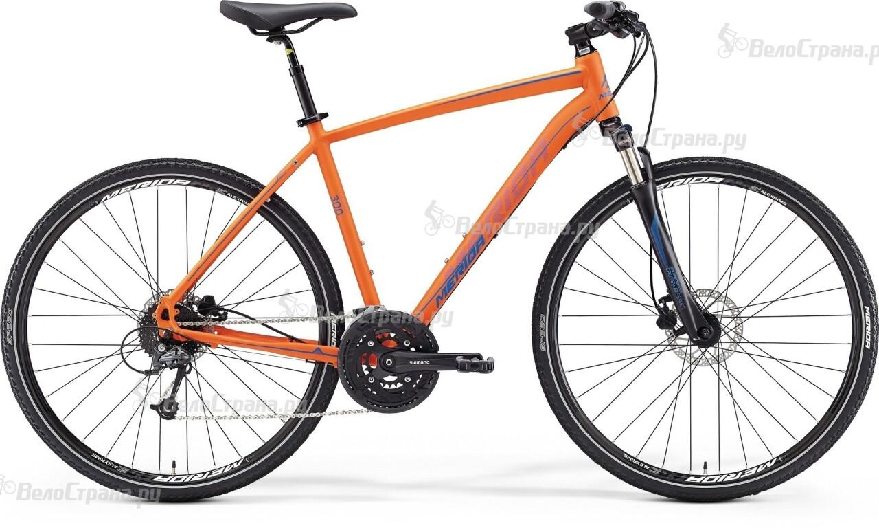 Велосипед Merida Crossway 300 (2016)