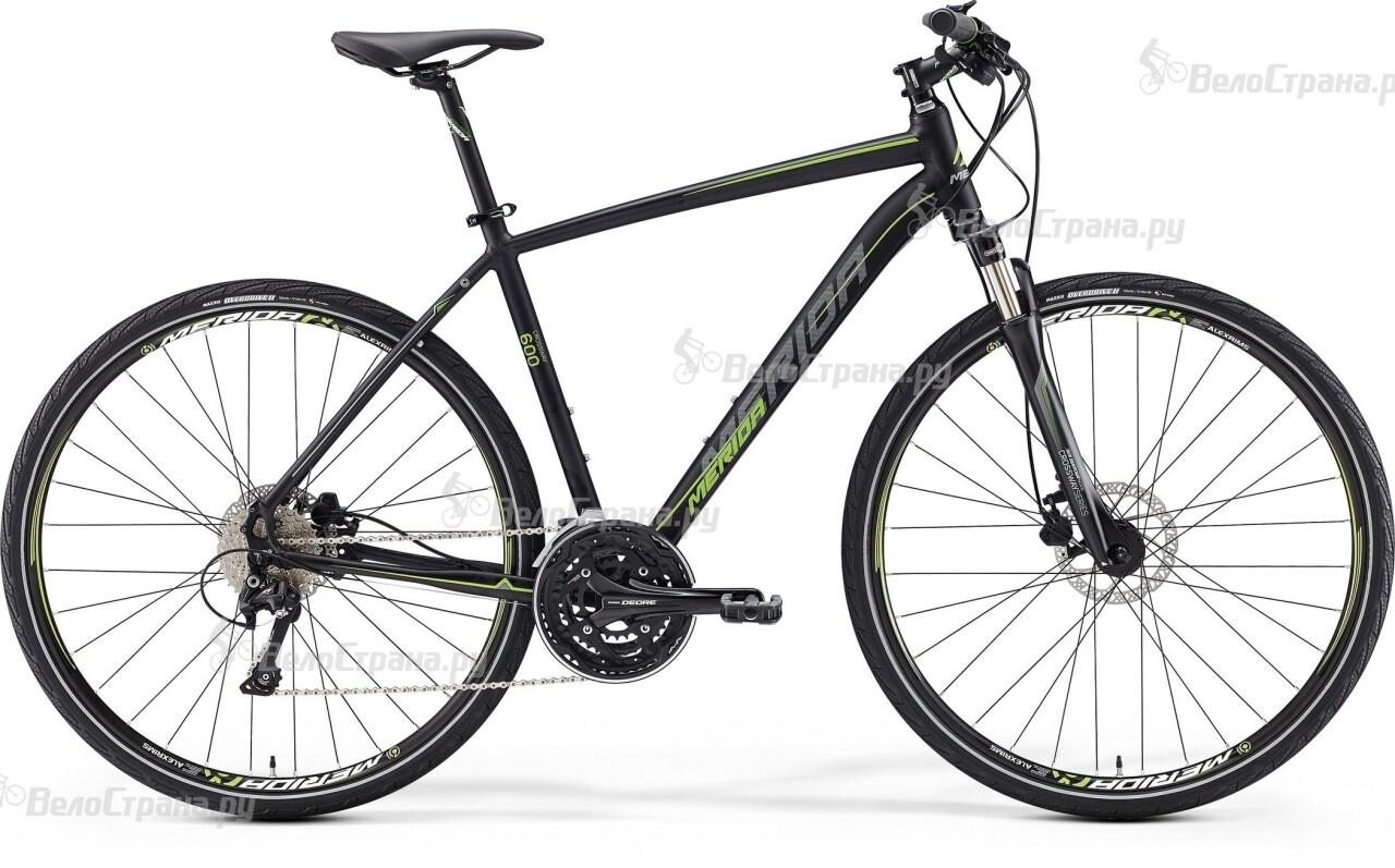 Велосипед Merida Crossway 600 (2016)