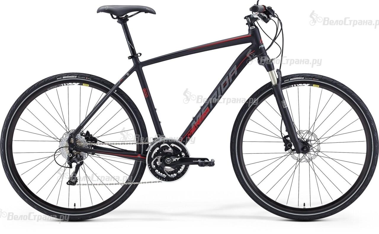 Велосипед Merida Crossway 900 (2016)