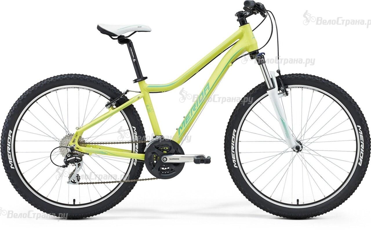 Велосипед Merida Juliet 6. 20-V (2016)