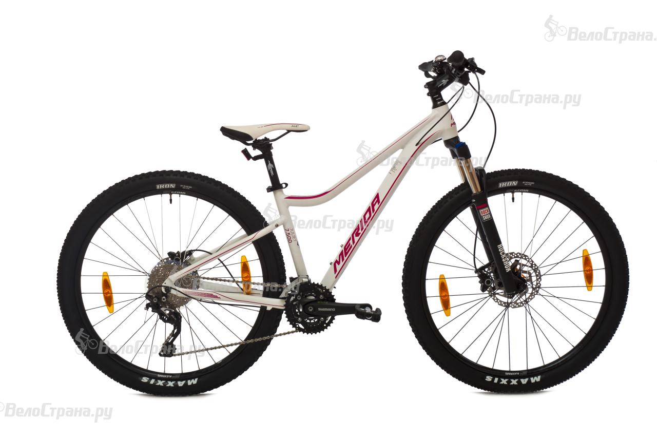 Велосипед Merida Juliet 7. 500 (2016) велосипед merida juliet 7 100 27 5 2016