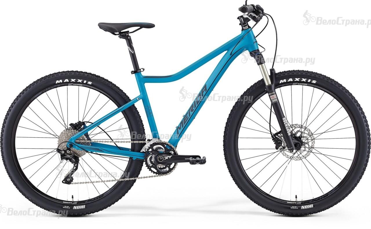 Велосипед Merida Juliet 7. XT-Edition (2016) велосипед merida juliet 7 100 2016