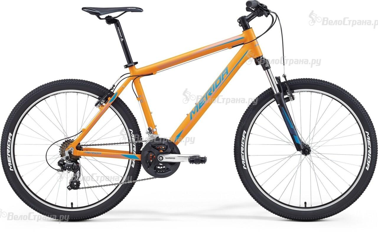 Велосипед Merida Matts 6.10-V (2016) merida matts 40 v 2013