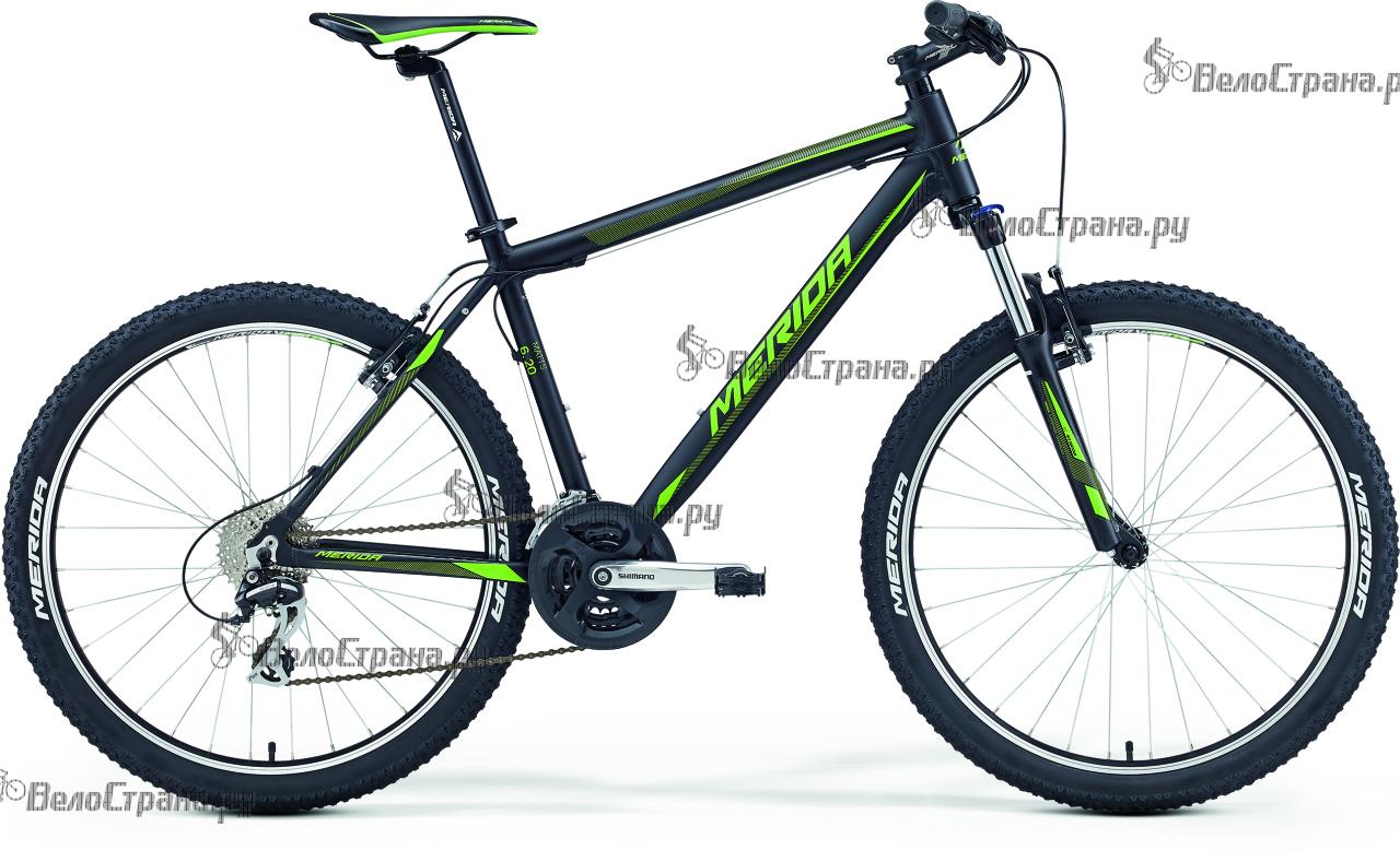 Велосипед Merida Matts 6.20-V (2016) merida matts 40 v 2013