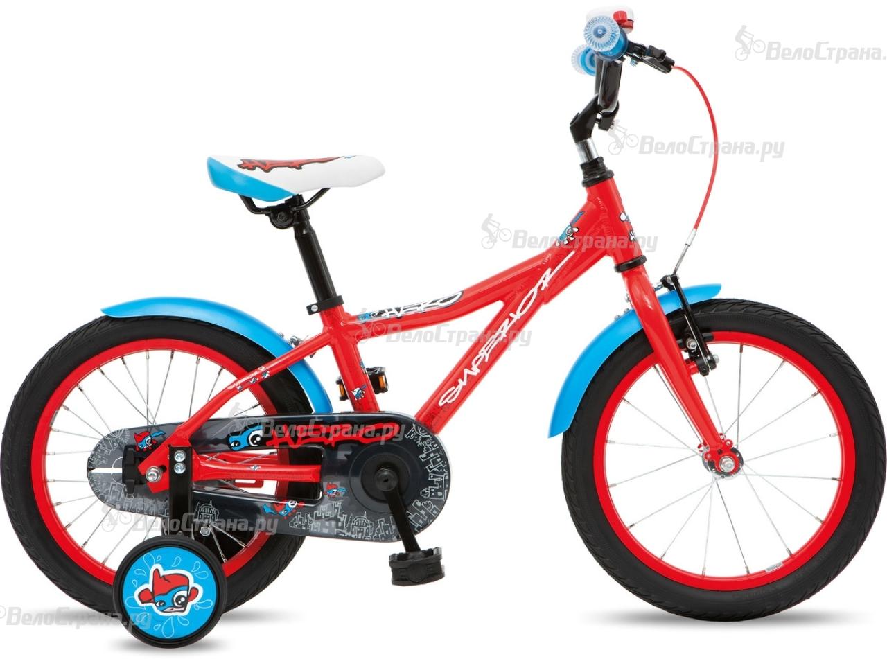 Велосипед Superior Hero 16 (2016)