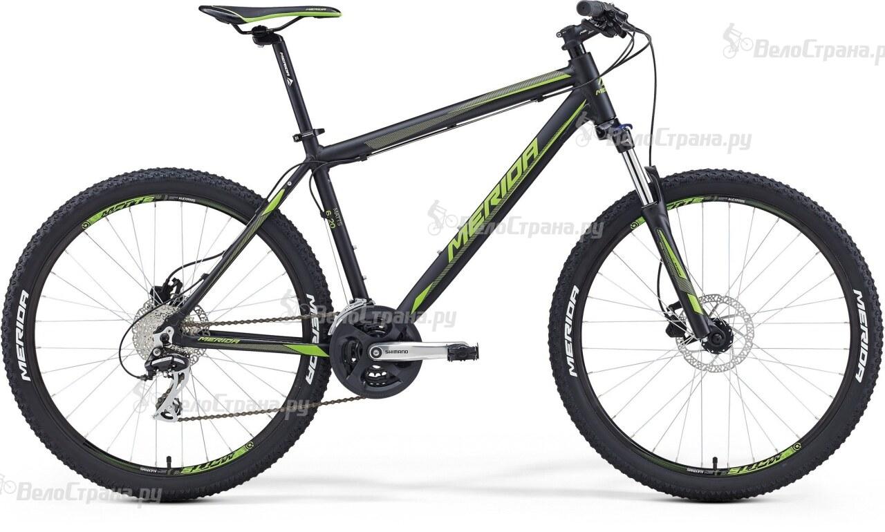 Велосипед Merida Matts 6.20-D (2016) велосипед merida matts 6 20 d 2016