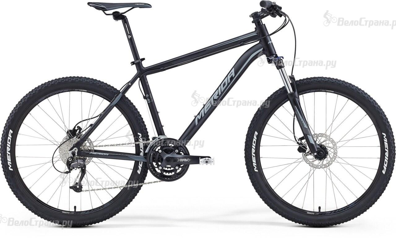 Велосипед Merida Matts 6.40-D (2016) велосипед merida matts 6 20 d 2016