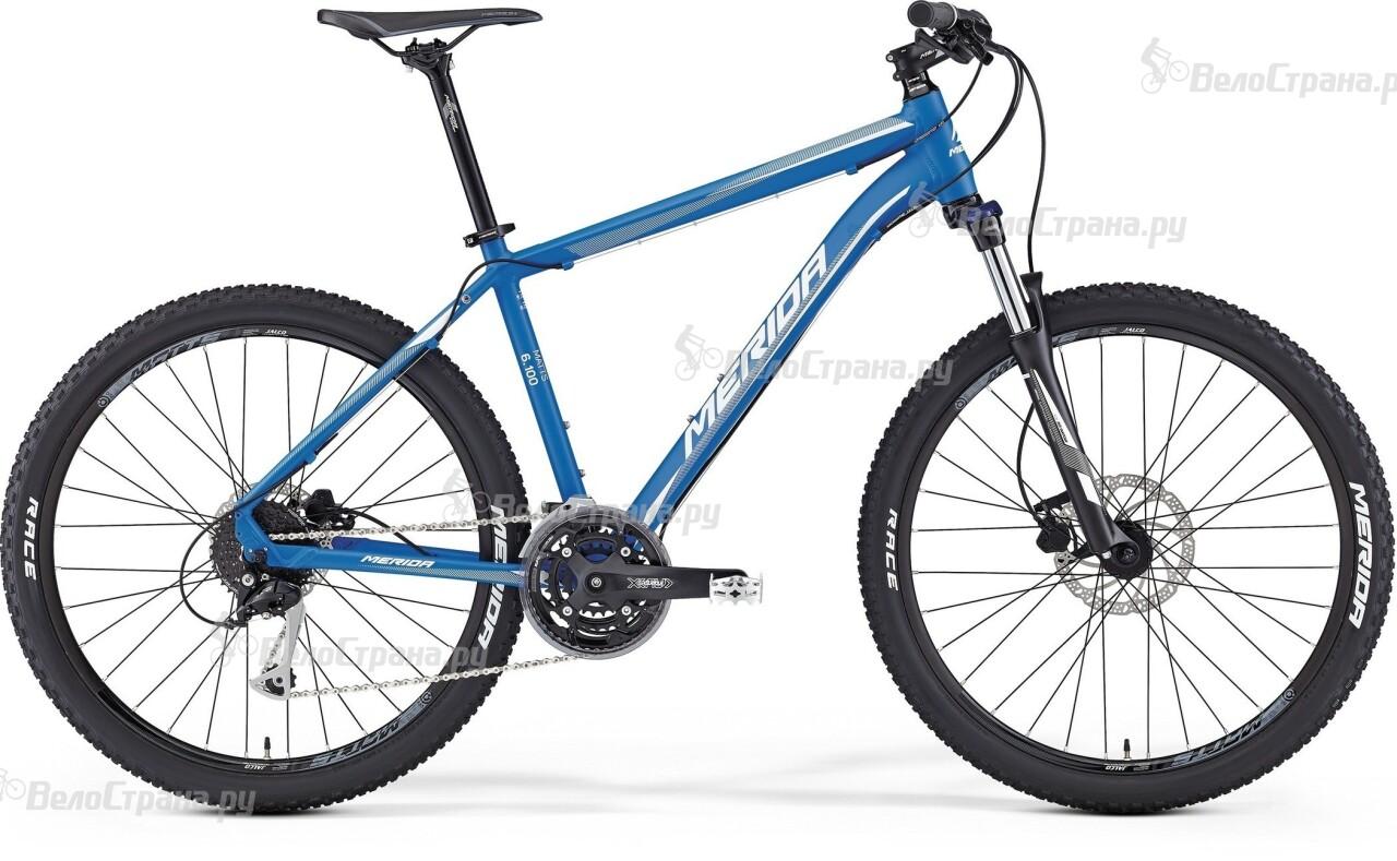 Велосипед Merida Matts 6. 100 (2016) 2016 100