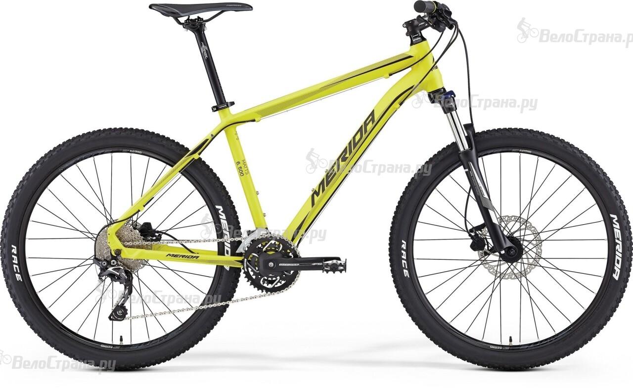 Велосипед Merida Matts 6. 500 (2016)