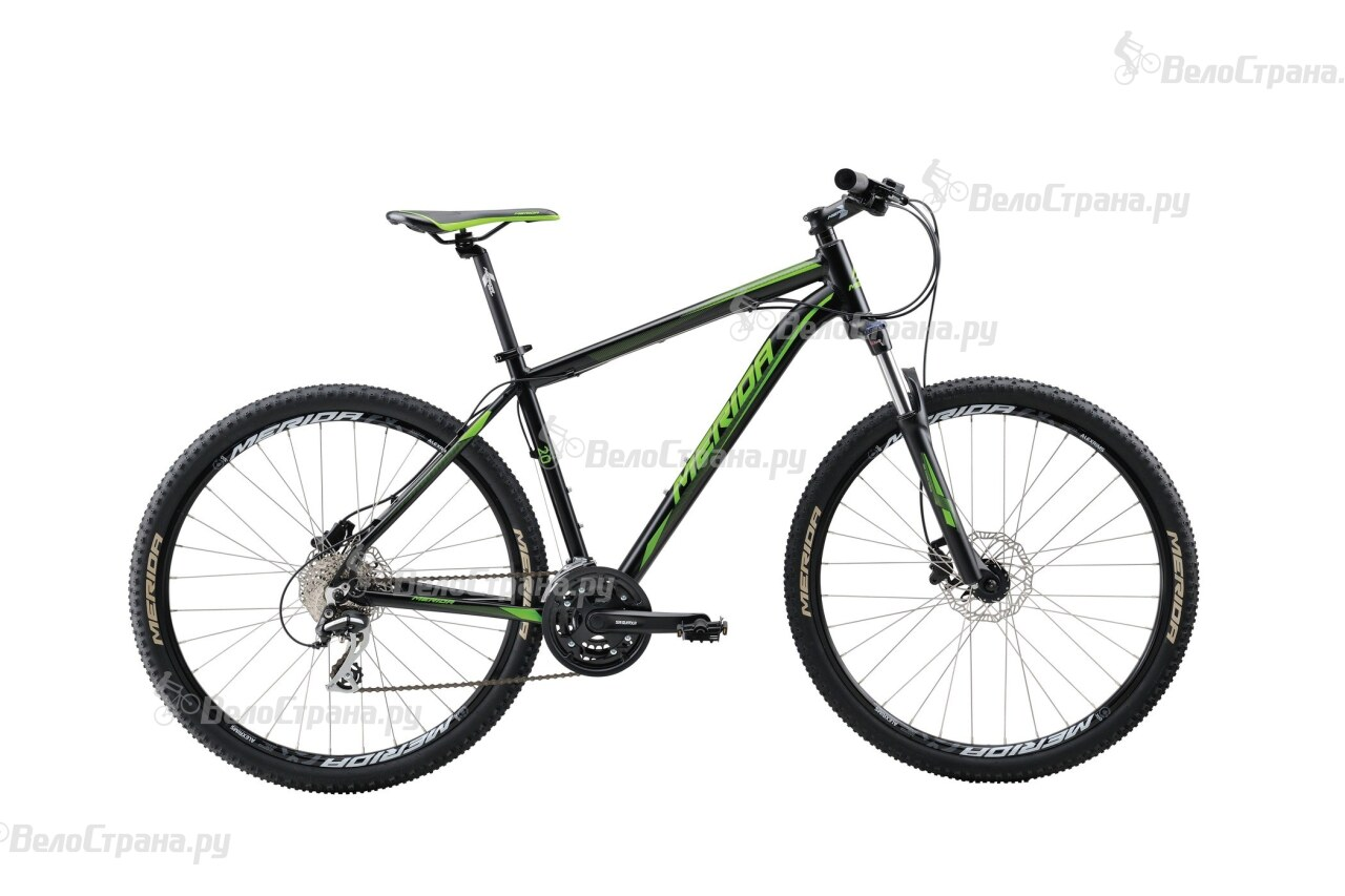 Велосипед Merida Big.Seven 20-D (2016)