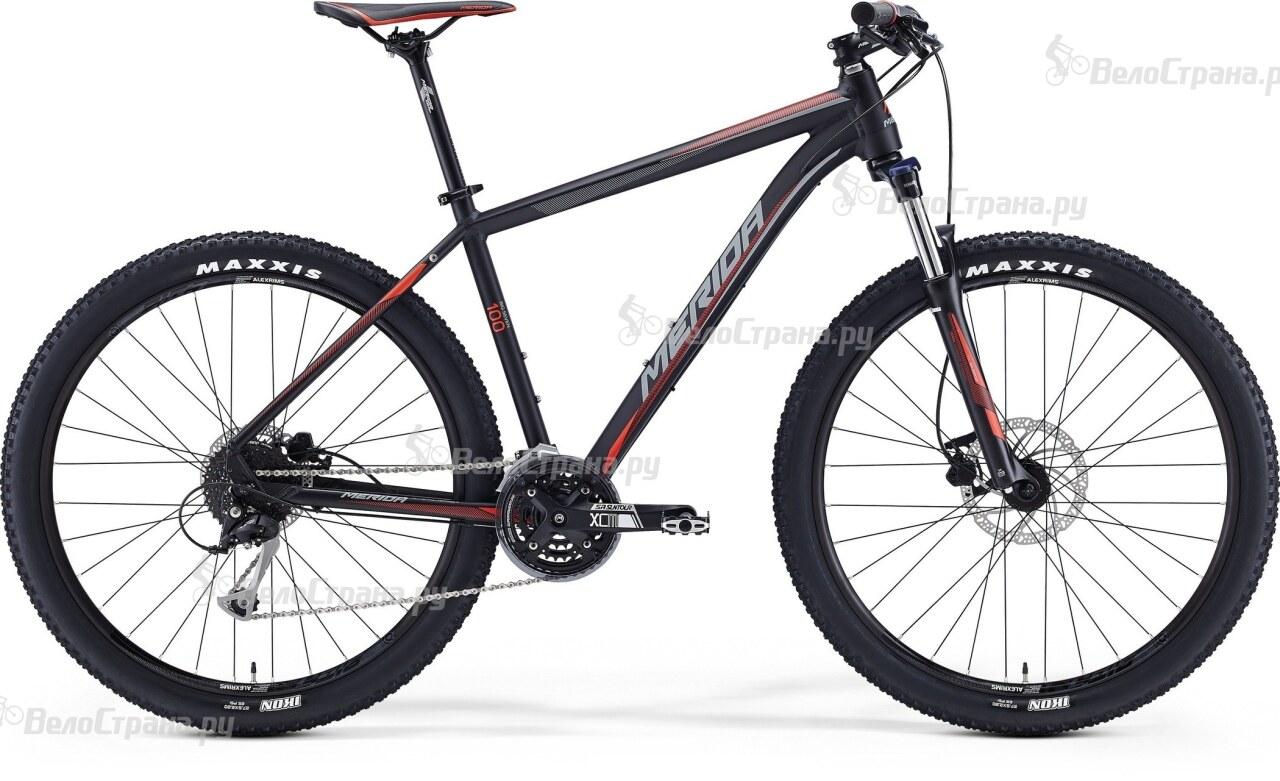 Велосипед Merida Big.Seven 100 (2016)