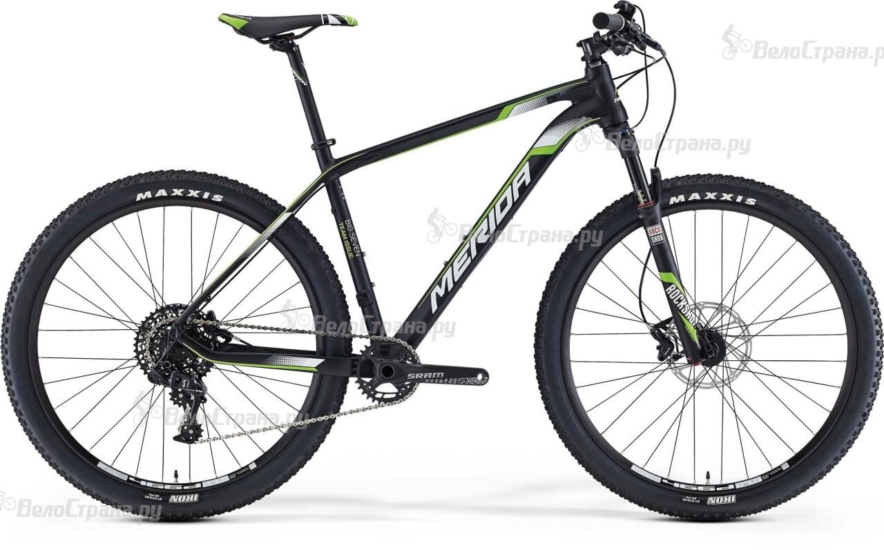 Велосипед Merida Big.Seven Team Issue (2016) велосипед gt sanction team 2016