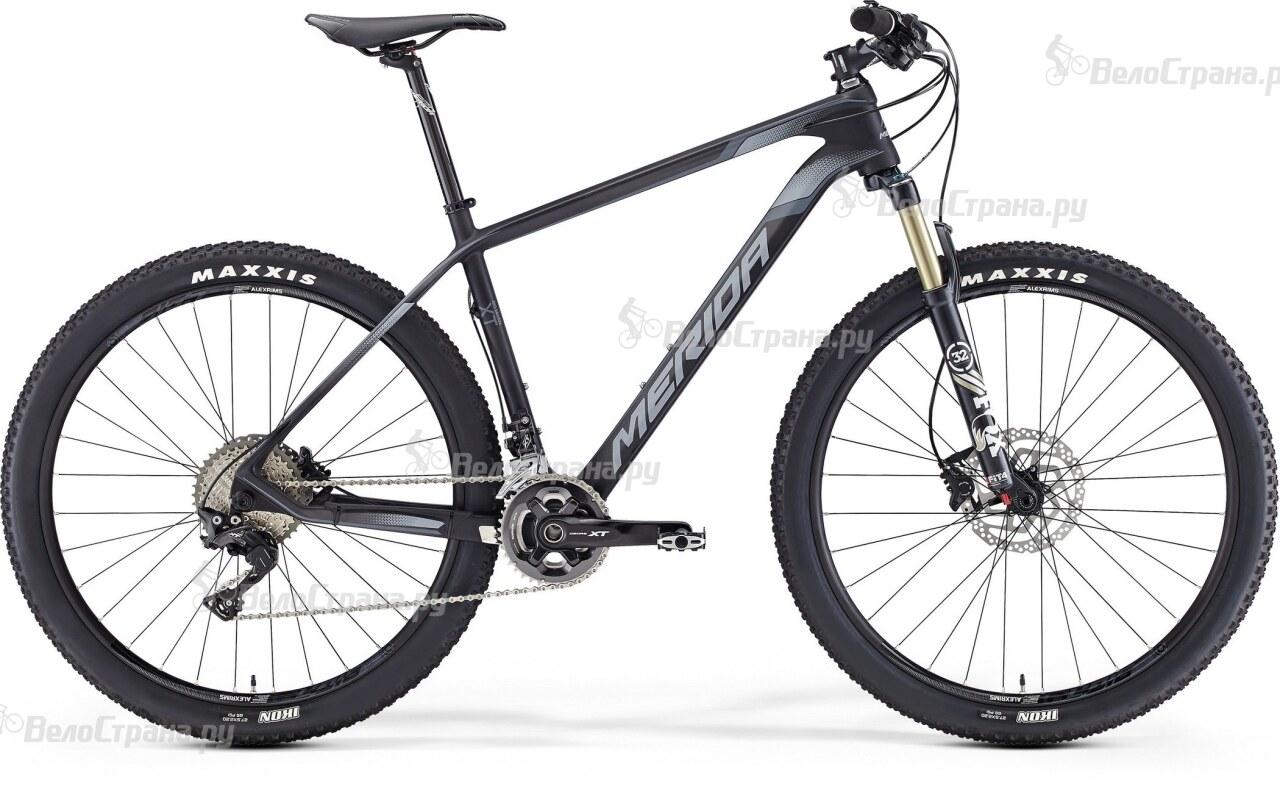 Велосипед Merida Big.Seven XT (2016)