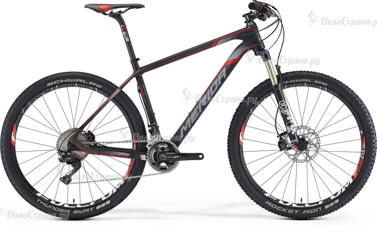 Велосипед Merida Big.Seven 7000 (2016)