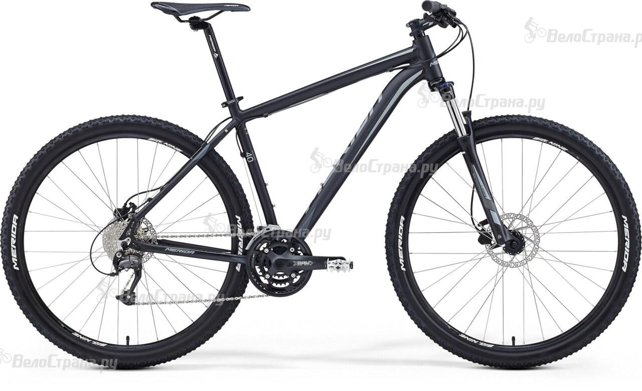 Велосипед Merida Big.Nine 40-D (2016) велосипед merida bignine 100 29 2016