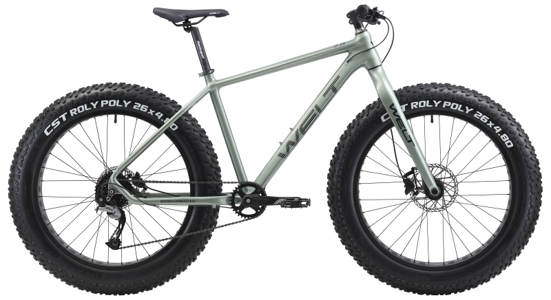 Горный велосипед Welt FAT Freedom 2.0 (2021) - интернет-магазин ВелоСтрана.ру.