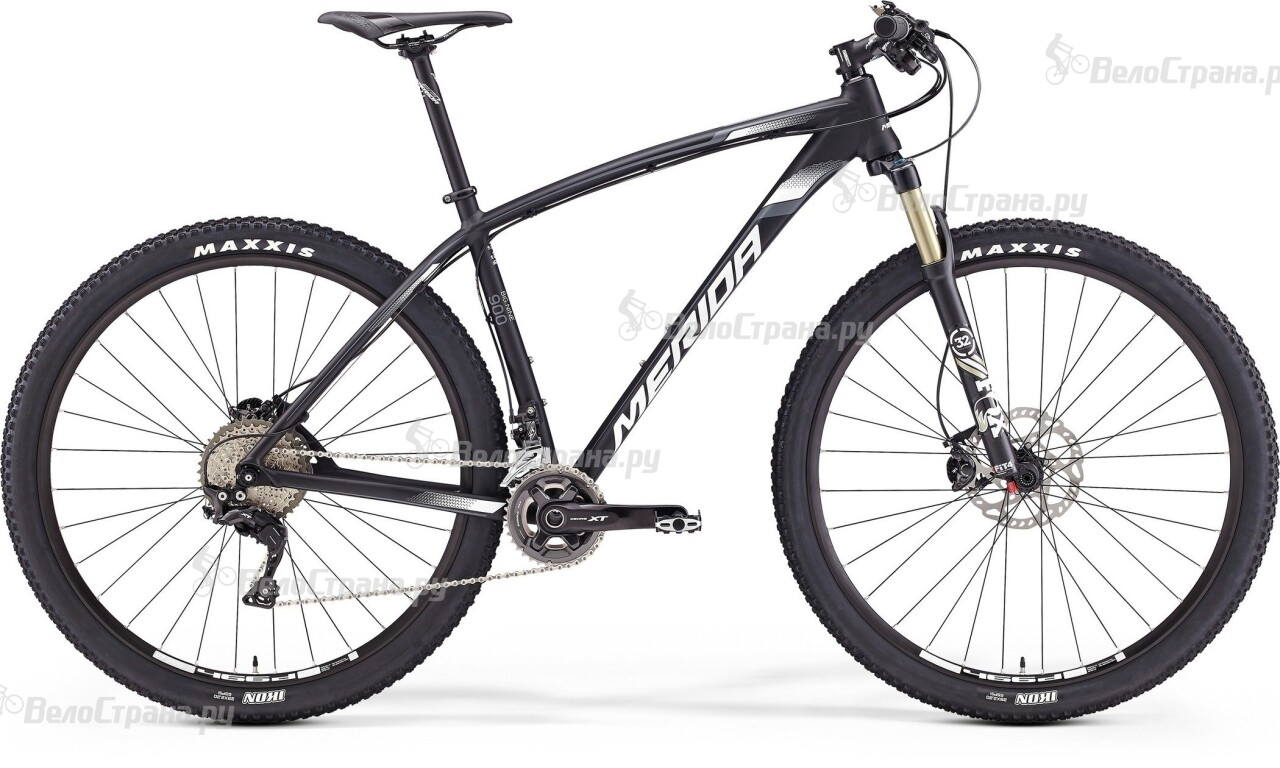 Велосипед Merida Big.Nine 900 (2016)