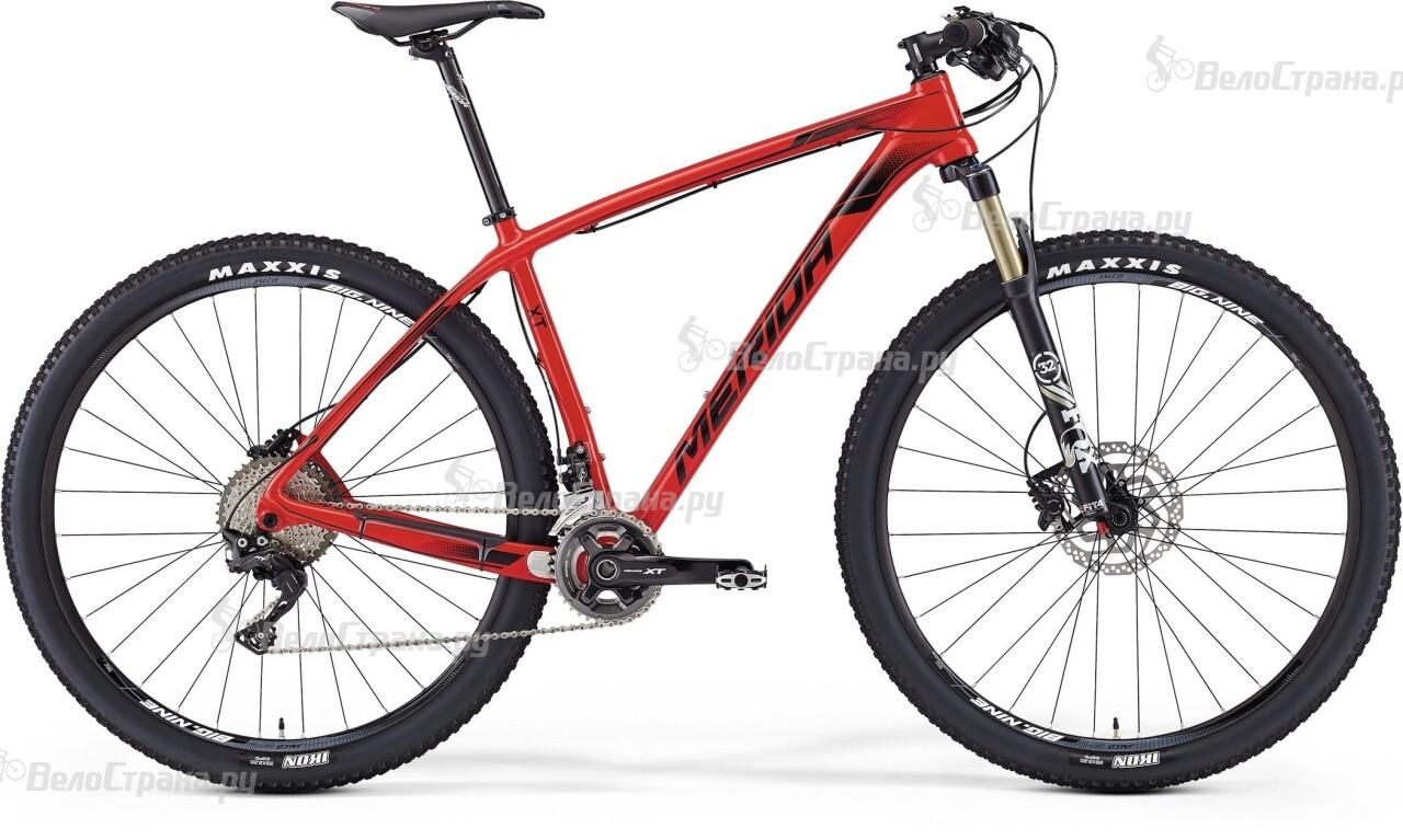 Велосипед Merida Big.Nine XT (2016)