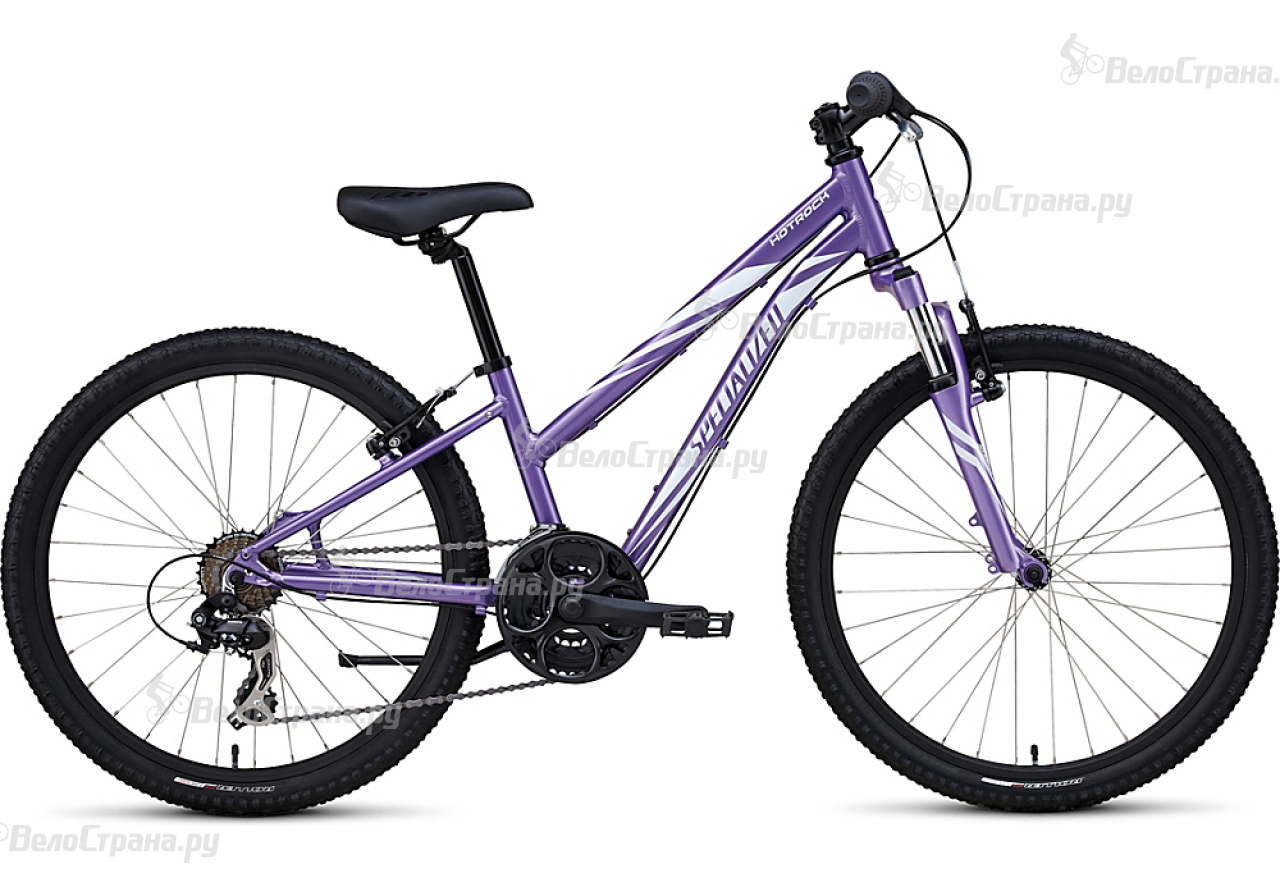 Велосипед Specialized Hotrock 24 21-Speed Girls (2016) велосипед specialized hotrock 24 21 sp girls int 2016