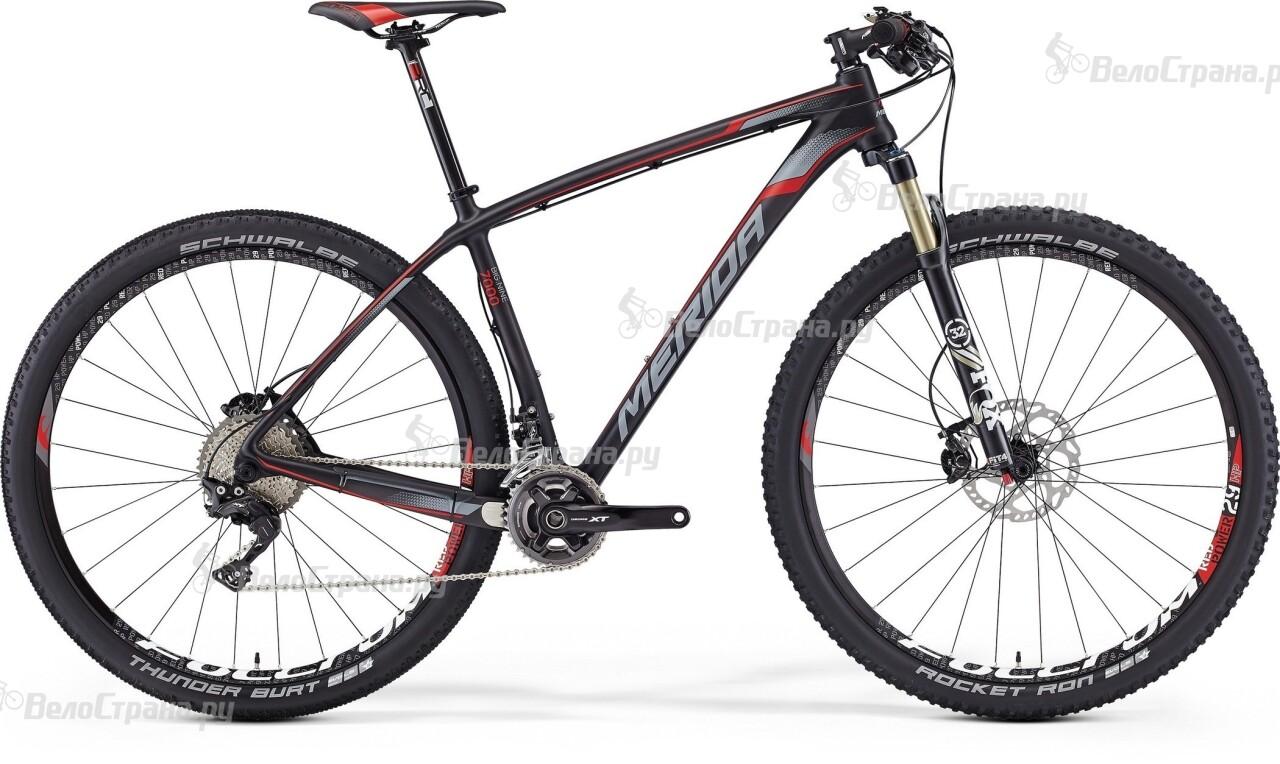 Велосипед Merida Big.Nine 7000 (2016)