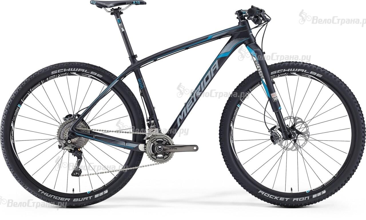Велосипед Merida Big.Nine 9000 (2016) merida big seven 9000 2016