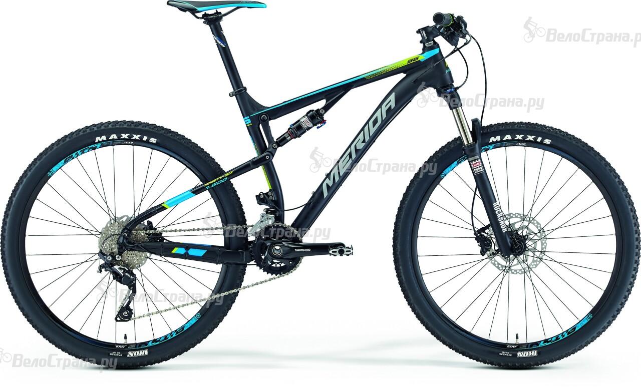 Велосипед Merida Ninety-Six 7.600 (2016)