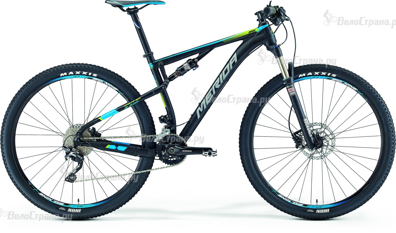 Велосипед Merida Ninety-Six 9.600 (2016)