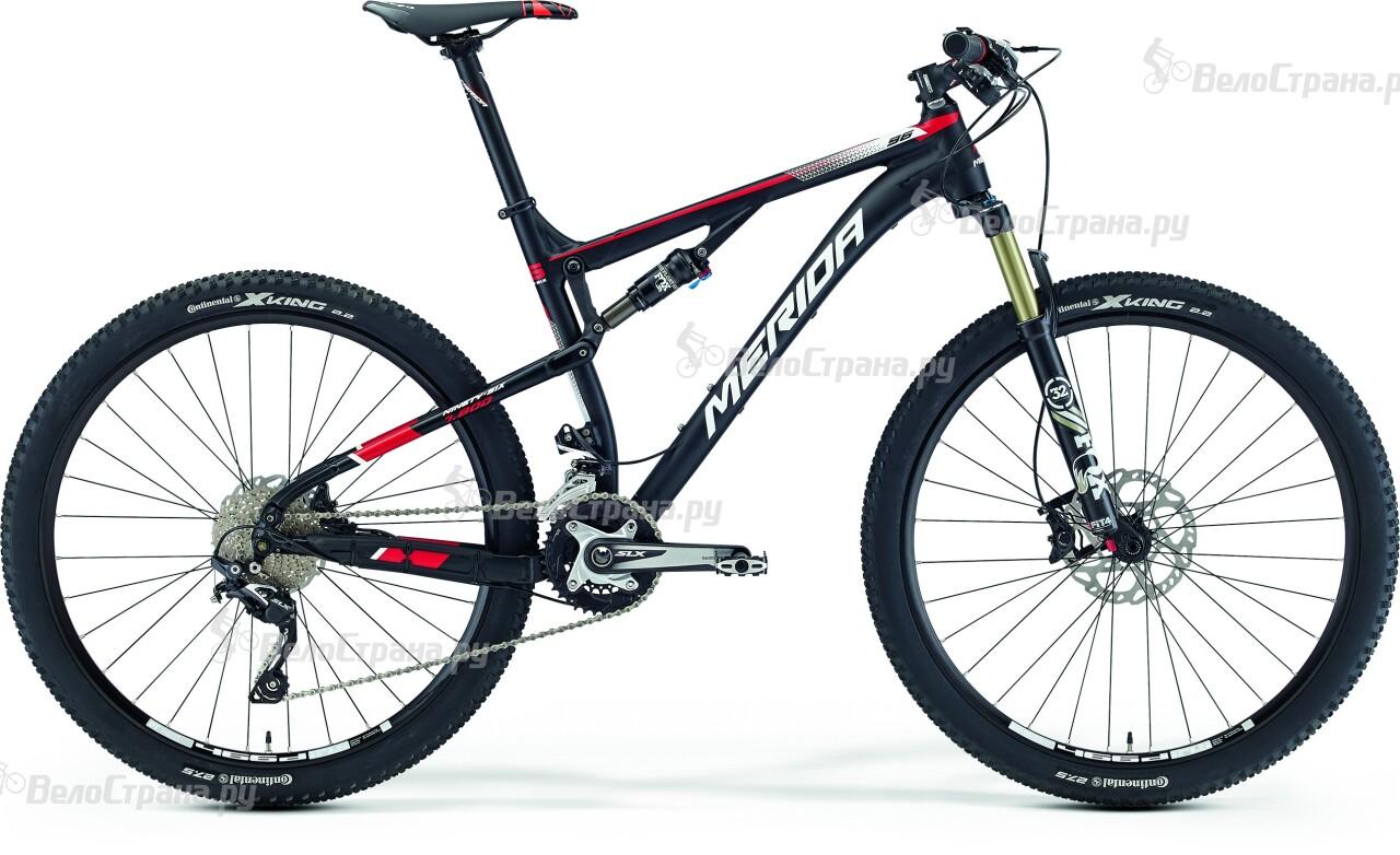 Велосипед Merida Ninety-Six 7.800 (2016)